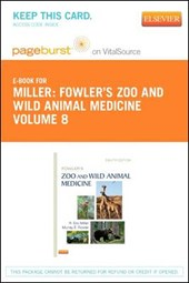 Fowler's Zoo and Wild Animal Medicine Pageburst on Vitalsource Access Card