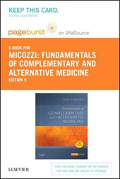 Fundamentals of Complementary and Alternative Medicine Access Code