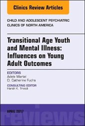 Transitional Age Youth and Mental Illness: Influences on You
