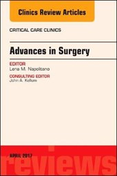 Advances in Surgery, An Issue of Critical Care Clinics