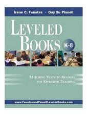 Leveled Books, K-8
