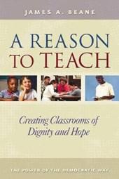 A Reason to Teach
