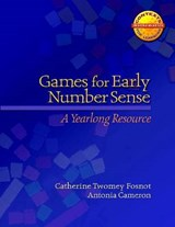 Games for Early Number Sense | Antonia Cameron |