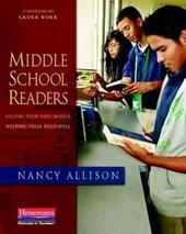 Middle School Readers