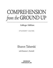 Comprehension from the Ground Up