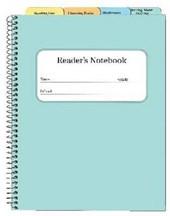 Reader's Notebook (5 Pack)