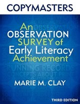 Copymasters for an Observation Survey of Early Literacy Achievement | Marie M. Clay |