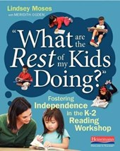 What Are the Rest of My Kids Doing? | Lindsey Moses |