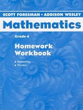 Scott Foresman Addison Wesley Math 2004 Homework Workbook Grade