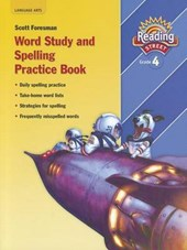 Reading 2007 Spelling Practice Book Grade
