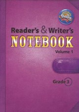 Reading 2011 International Edition Readers and Writers Notebook Grade 3 Volume | auteur onbekend |