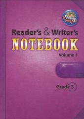 Reading 2011 International Edition Readers and Writers Notebook Grade 3 Volume