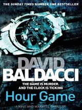 Hour Game | David Baldacci |