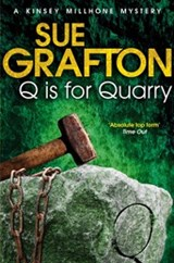 Q is for Quarry | Sue Grafton |