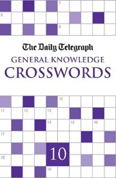 The Daily Telegraph General Knowledge Crosswords Book