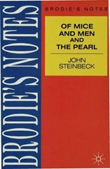 Brodie's Notes on John Steinbeck's of Mice & Men & the Pearl |  |