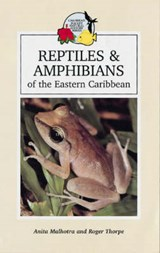 Reptiles & Amphibians of the Eastern Caribbean | Malhotra, Anita; Thorpe, Roger S. |