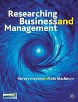 Research Business and Management | Harvey Maylor |