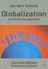 Globalization | Jan Aart Scholte |