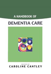 Handbook Of Dementia Care