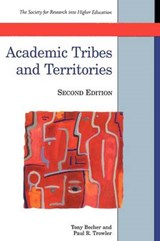 Academic Tribes And Territories | Tony Becher |