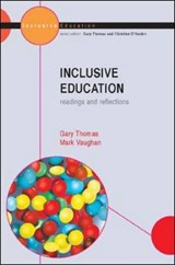 Inclusive Education: Readings and Reflections | Thomas |