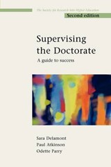 Supervising the Doctorate | Paul Atkinson |