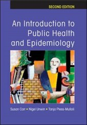 Introduction to Public Health and Epidemiology | Susan Carr |