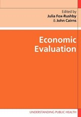 Economic Evaluation | Jr. Cairns Julia Fox-Rushby ; John |