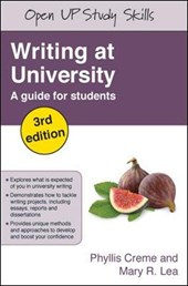 Writing at University: A Guide for Students | Phyllis Crème |