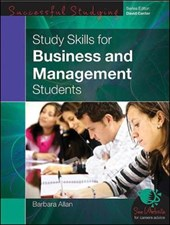 Study Skills for Business and Management Students | Barbara Allan |