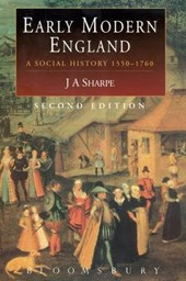 Early Modern England | J A Sharpe |