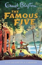 Famous Five: Five Go Off In A Caravan | Enid Blyton |