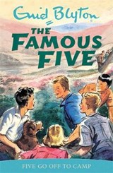 Famous Five: Five Go Off To Camp | Enid Blyton |