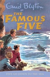 Famous Five: Five Go Down To The Sea