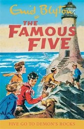 Famous Five: Five Go To Demon's Rocks | Enid Blyton |