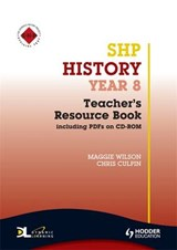Shp History Year | Wilson, Maggie ; Culpin, Chris |