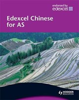 Edexcel Chinese for AS Student's Book | Xiuping Li |
