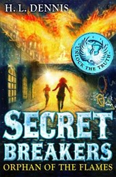 Secret Breakers: Orphan of the Flames