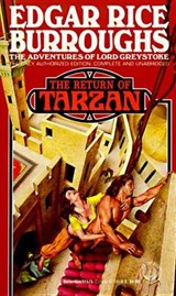 The Return of Tarzan | Edgar Rice Burroughs |