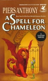 A Spell for Chameleon | Piers Anthony |