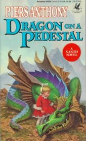 Dragon on a Pedestal | Piers Anthony |