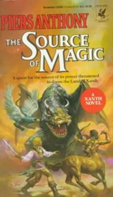 The Source of Magic | Piers Anthony |