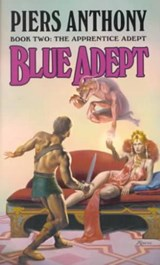 Blue Adept | Piers Anthony |
