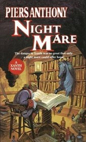 Night Mare | Piers Anthony |