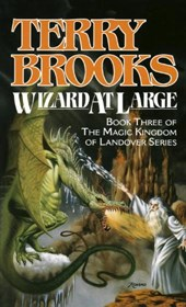 Wizard at Large | Terry Brooks |