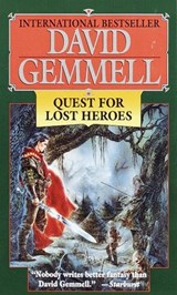 Quest for Lost Heroes | David Gemmell |