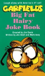 Garfield's Big Fat Hairy Joke Book | Jim Davis |
