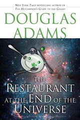 The Restaurant at the End of the Universe | Douglas Adams |