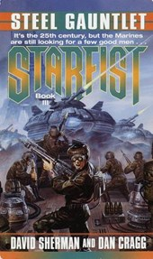 Steel Gauntlet | Sherman, David ; Cragg, Dan |